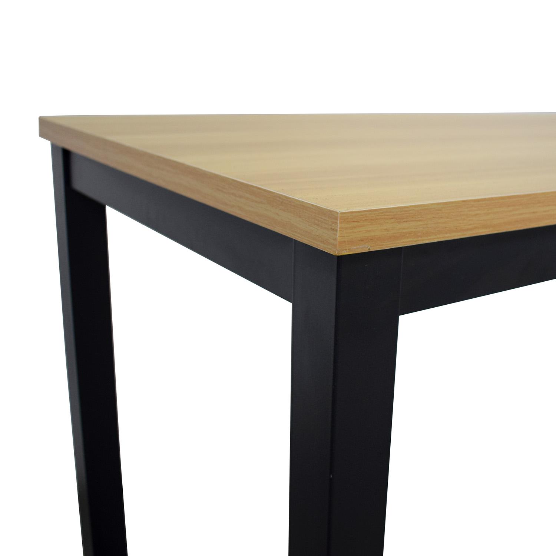 buy West Elm Box Frame Desk West Elm