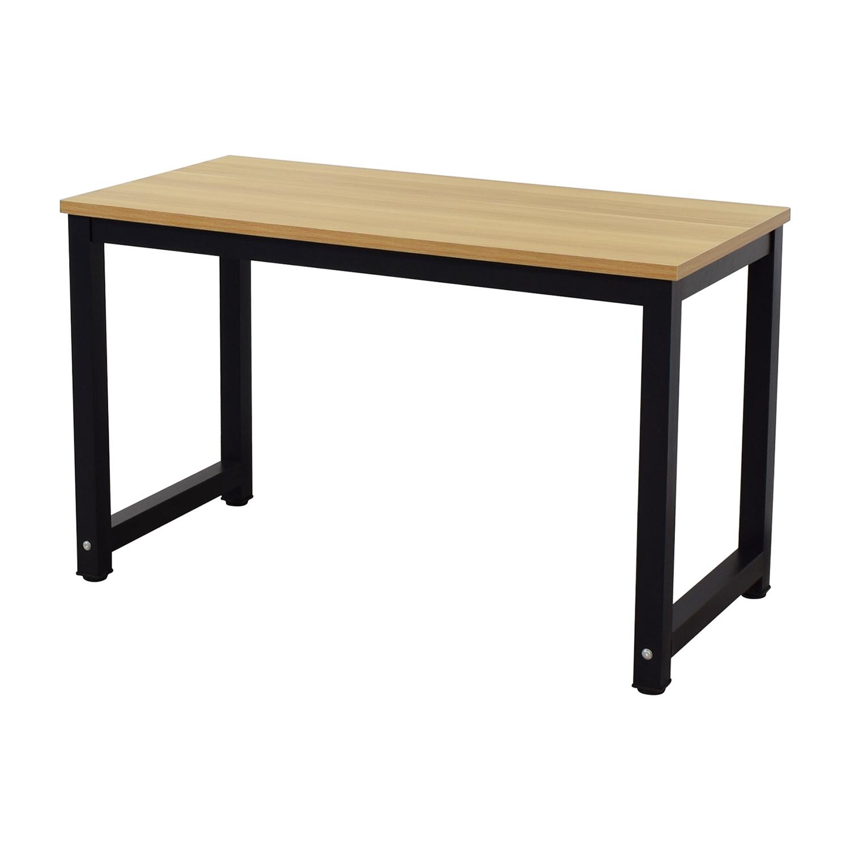 West Elm Box Frame Desk / Tables