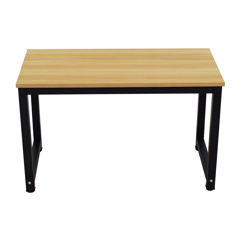 West Elm West Elm Box Frame Desk on sale
