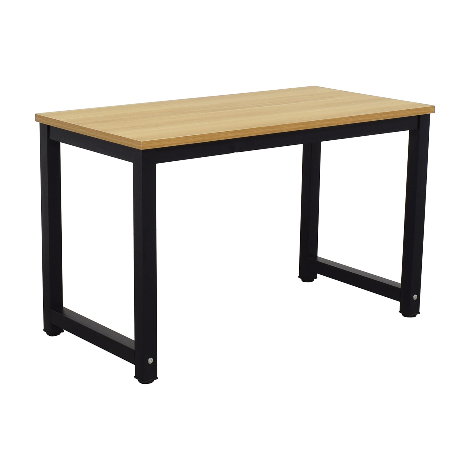 shop West Elm Box Frame Desk West Elm Tables