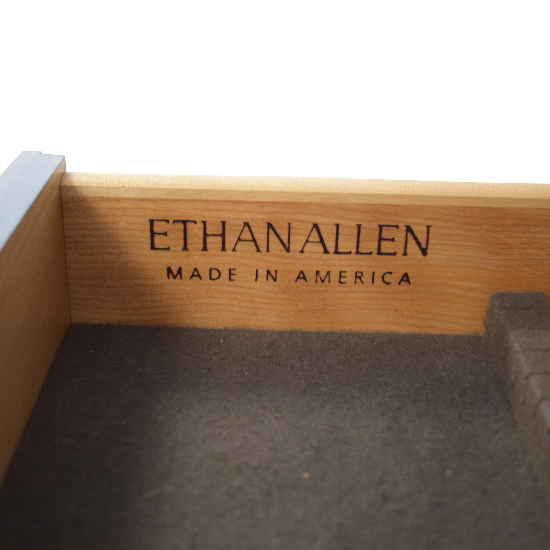 Ethan Allen Ethan Allen China Cabinet Hutch second hand