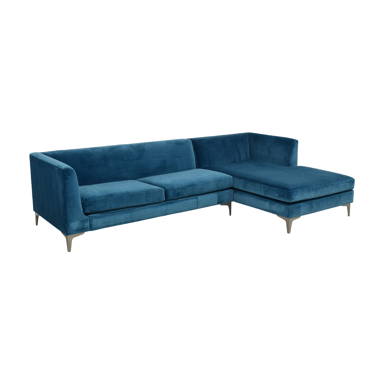 shop Room & Board Room & Board Sterling Sectional with Right Arm Chaise online