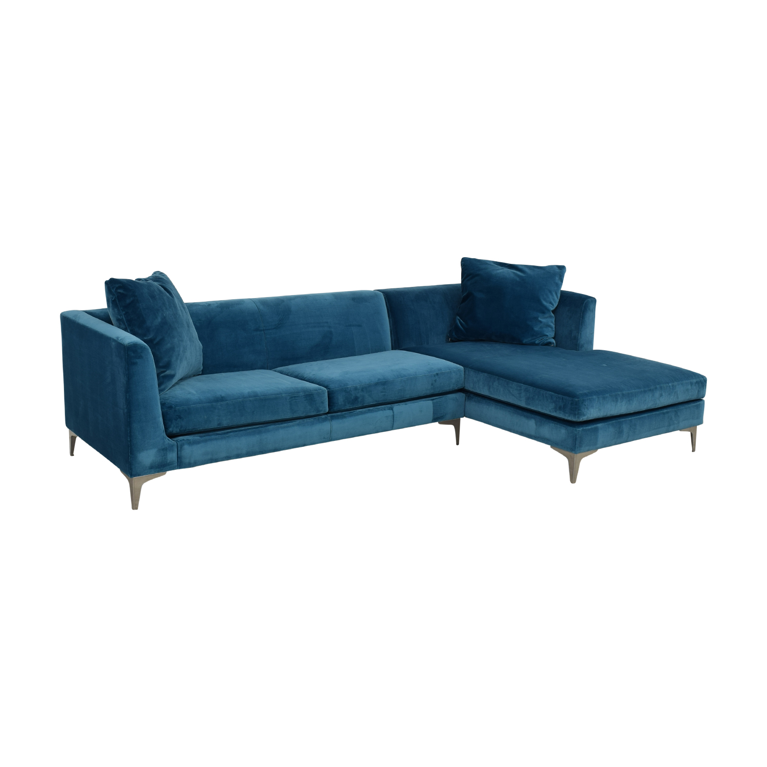 Room & Board Room & Board Sterling Sectional with Right Arm Chaise on sale