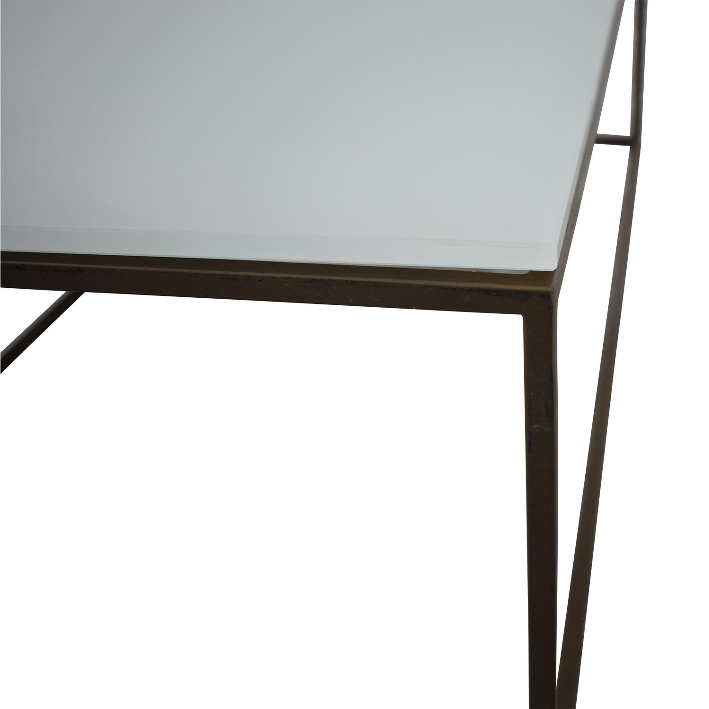 Room & Board Tyne Coffee Table sale