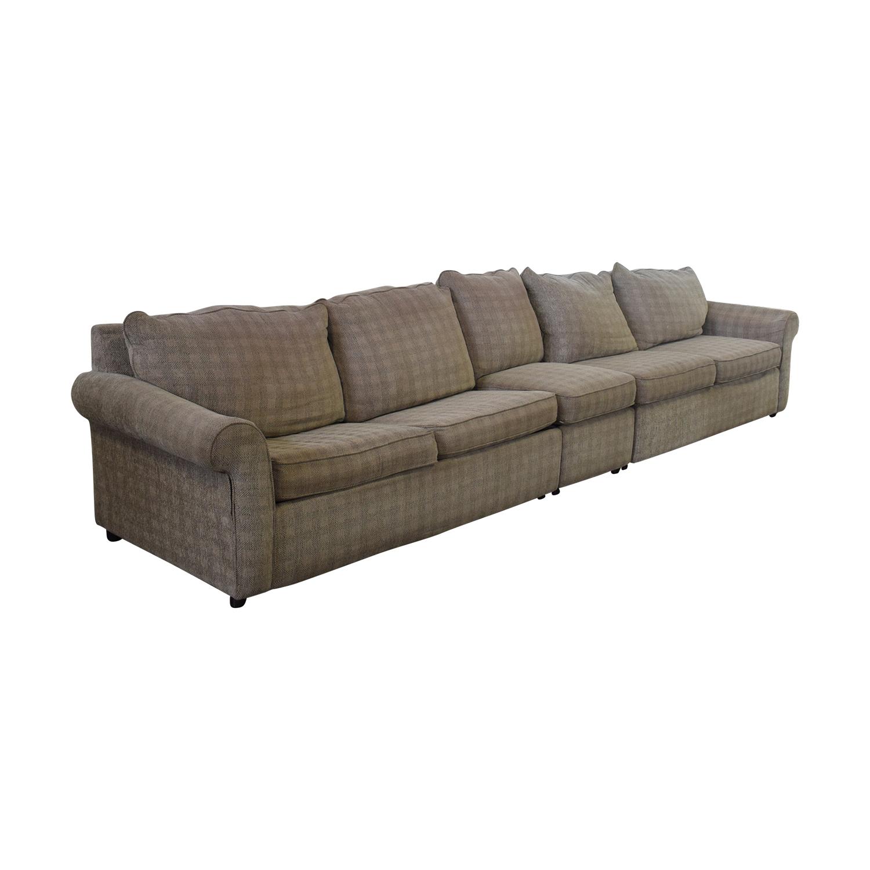 England Furniture England Furniture Sleeper Sectional price