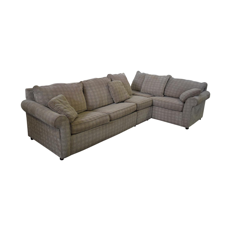 England Furniture Sleeper Sectional / Sofas