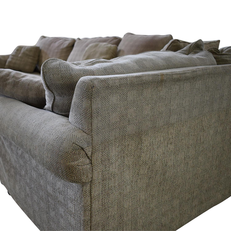 England Furniture Sleeper Sectional sale