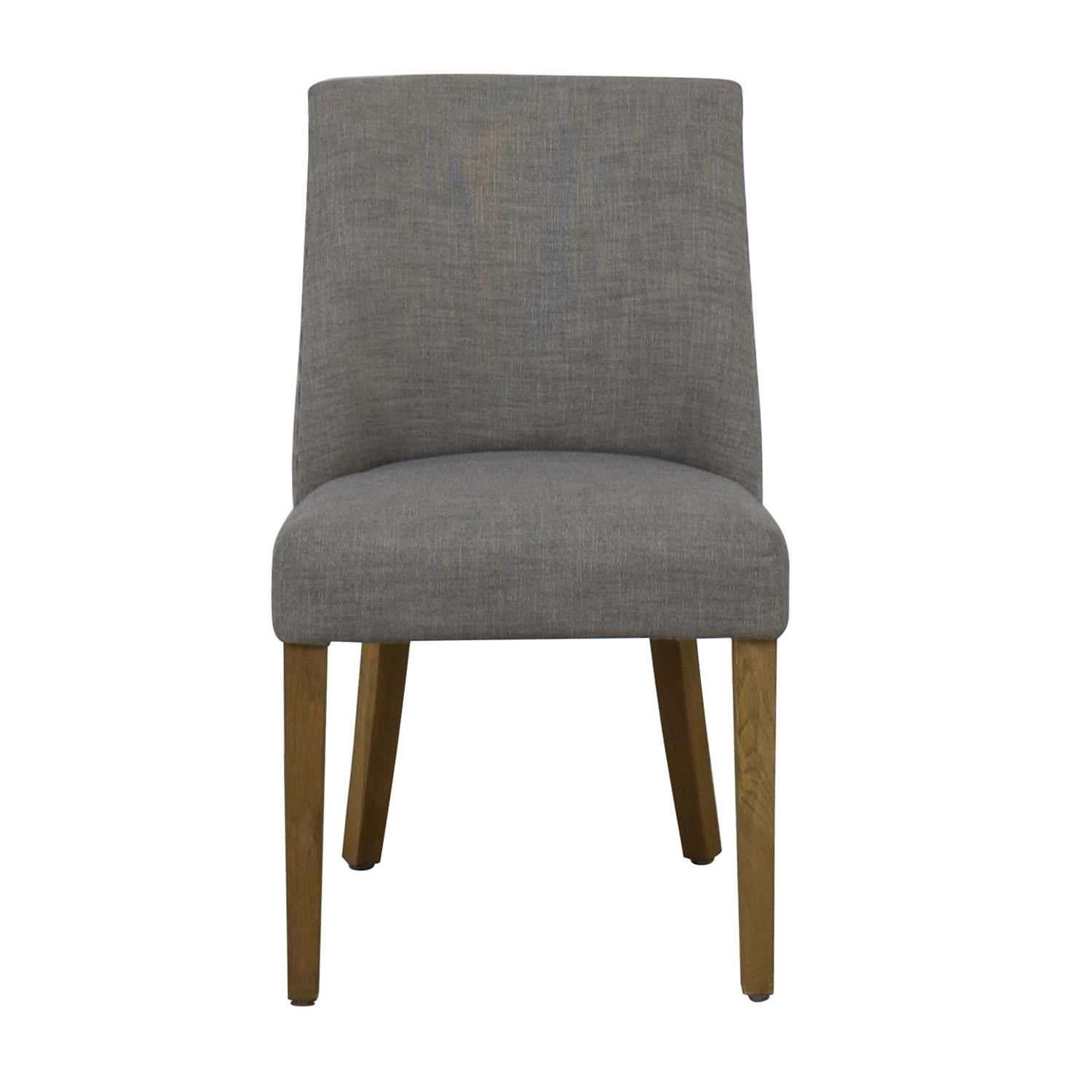 Restoration Hardware 1940S French Barrelback Fabric Side Chair / Dining Chairs