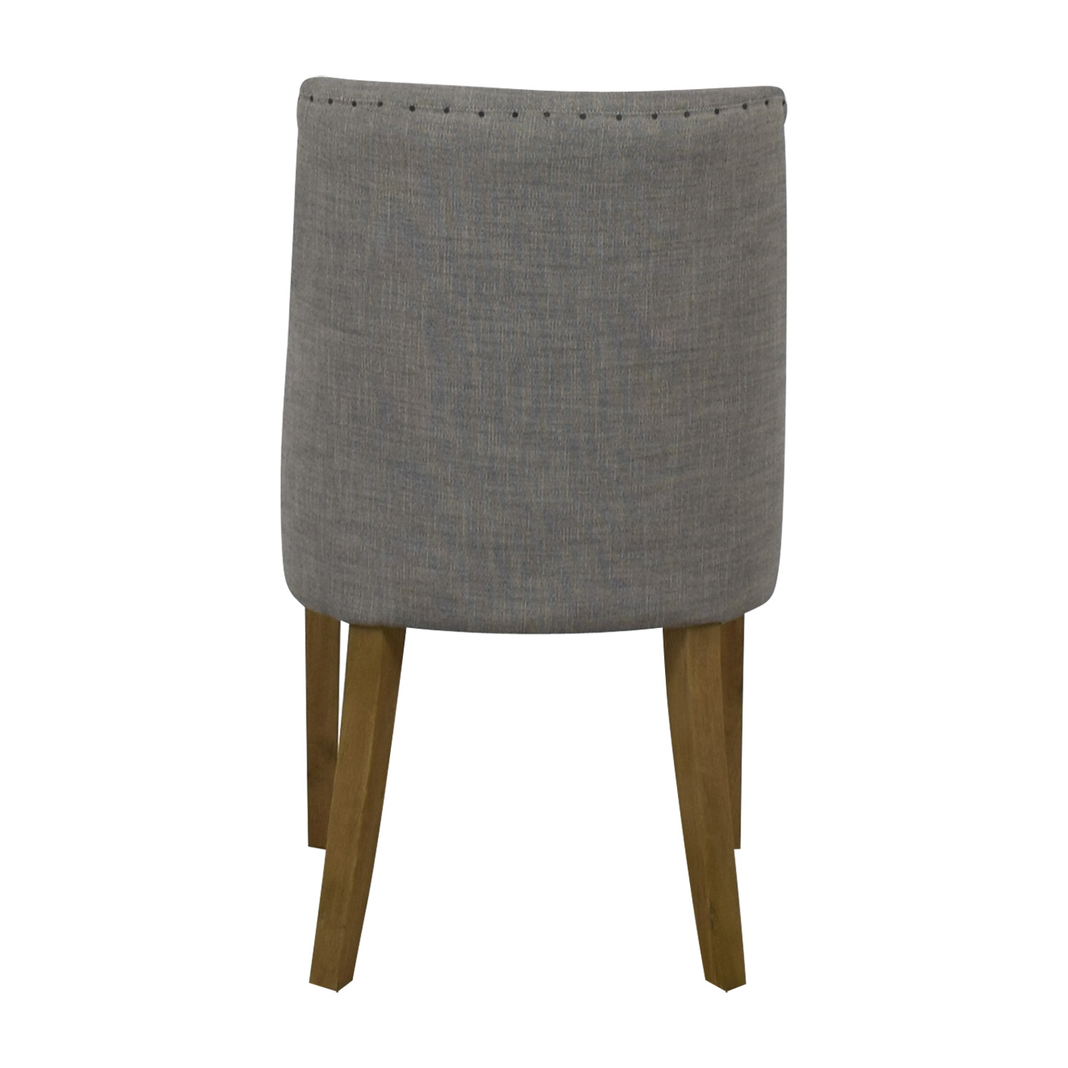 shop Restoration Hardware Restoration Hardware 1940S French Barrelback Fabric Side Chair online