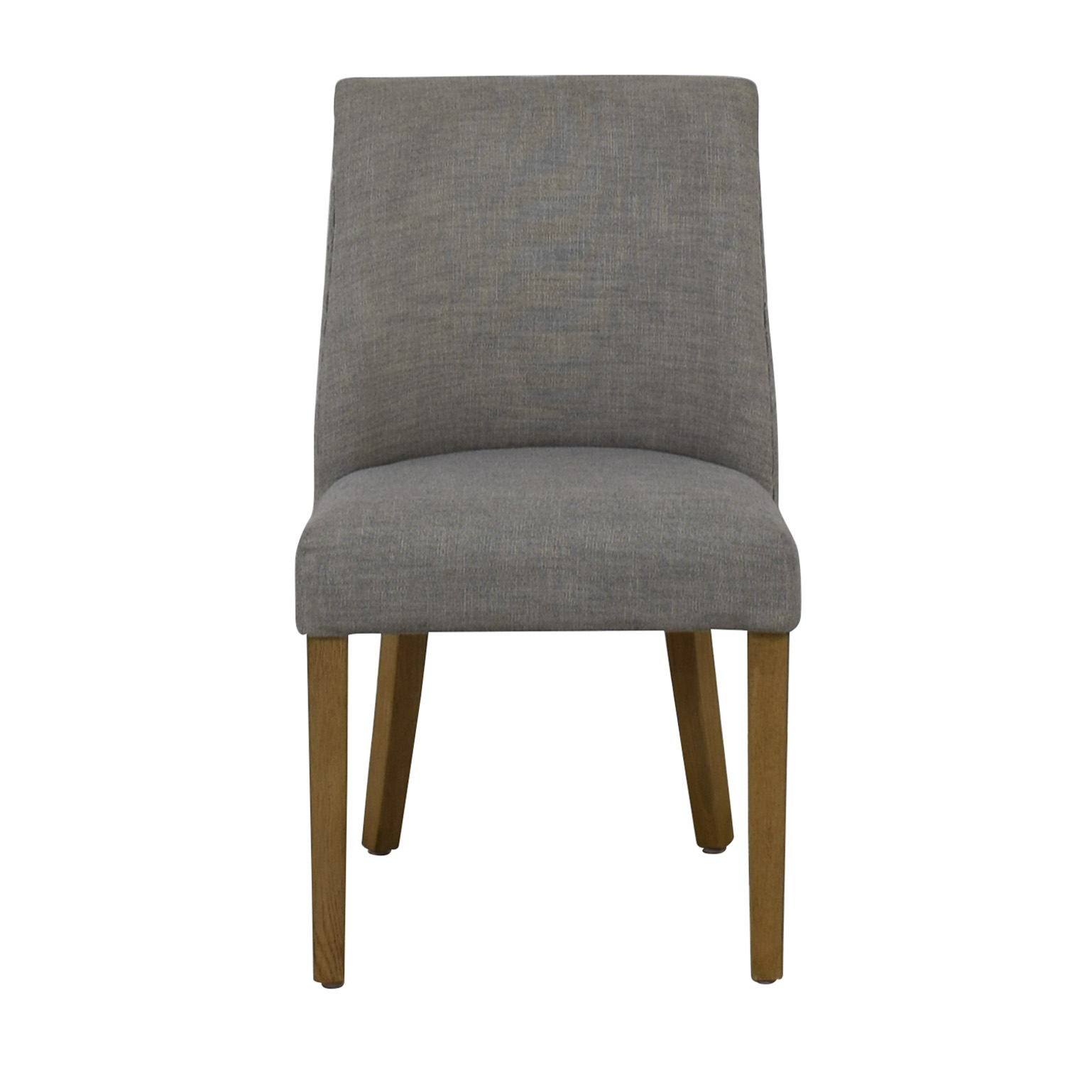 Restoration Hardware Restoration Hardware 1940S French Barrelback Fabric Side Chair used