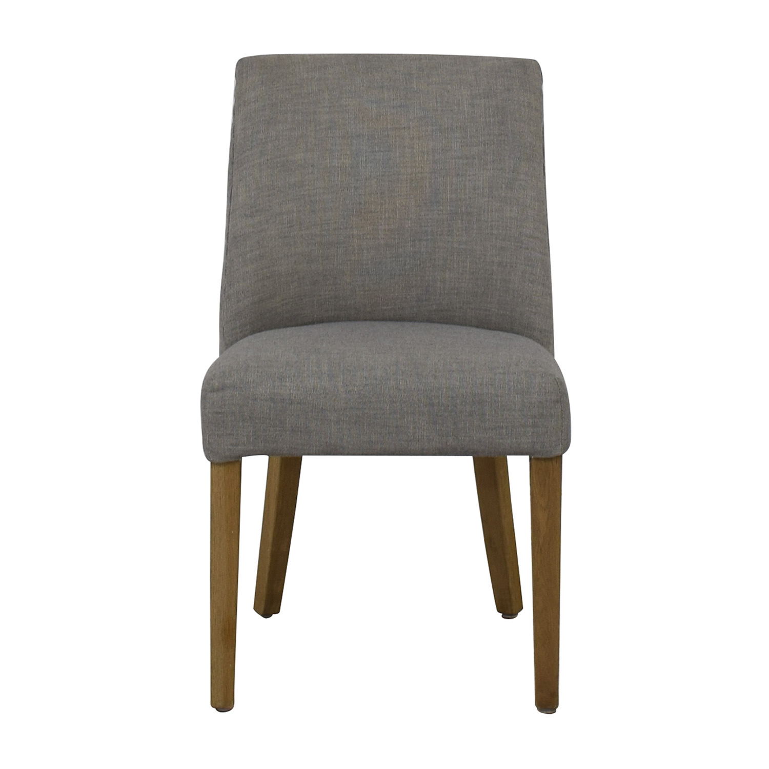 Restoration Hardware 1940S French Barrelback Fabric Side Chair sale