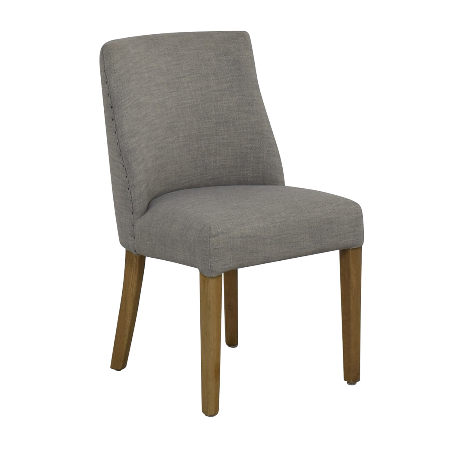 buy Restoration Hardware Restoration Hardware 1940S French Barrelback Fabric Side Chair online