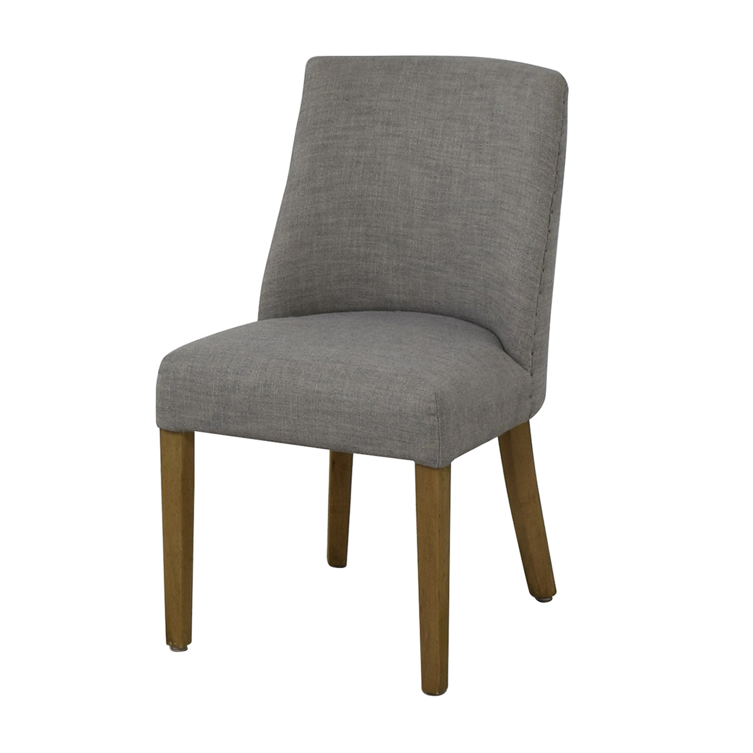Restoration Hardware Restoration Hardware 1940S French Barrelback Fabric Side Chair discount