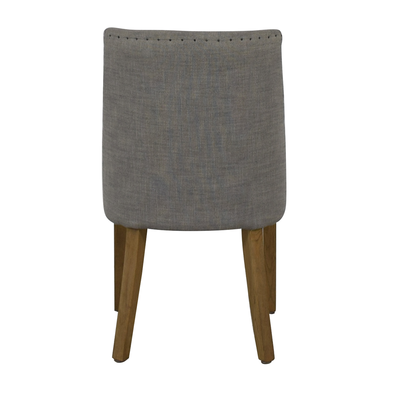 Restoration Hardware Restoration Hardware 1940S French Barrelback Fabric Side Chair price