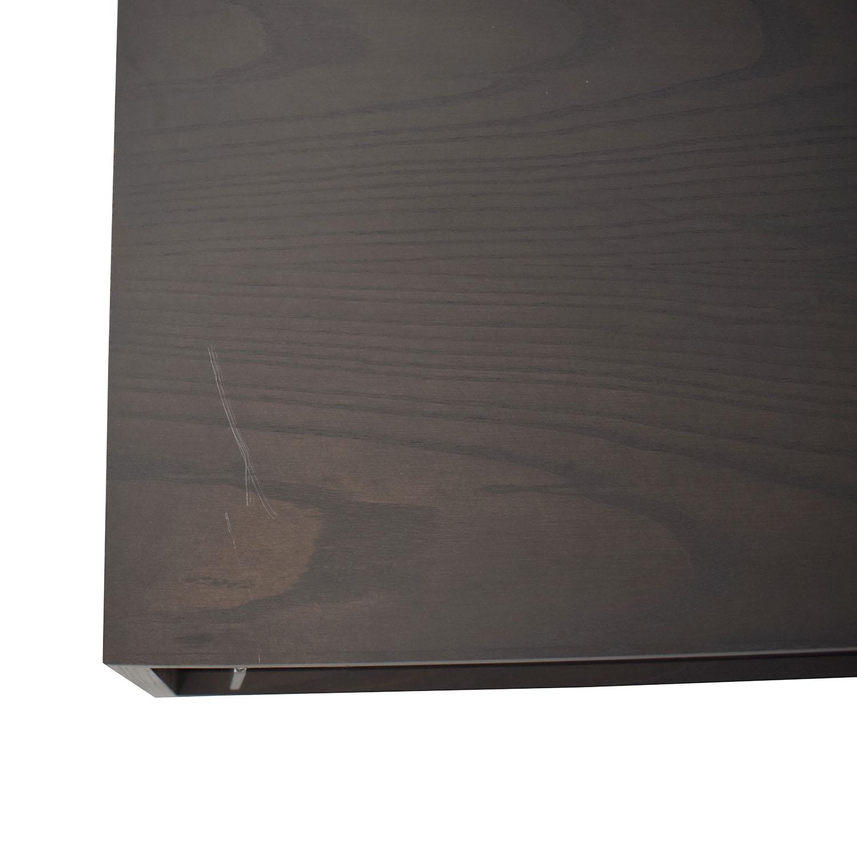 Room & Board Room & Board Alden Media Cabinet grey