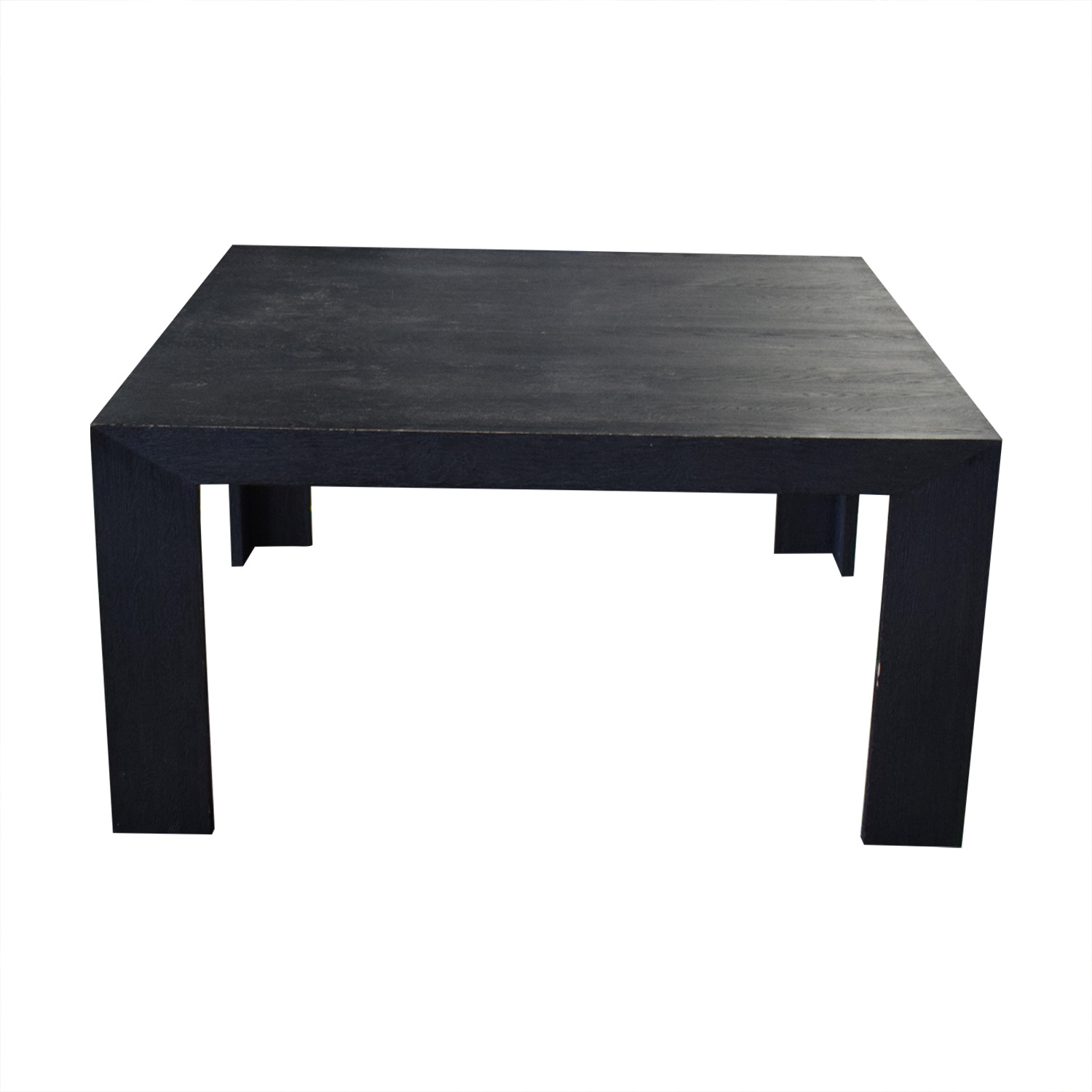 Restoration Hardware Restoration Hardware Machinto Square Dining Table second hand
