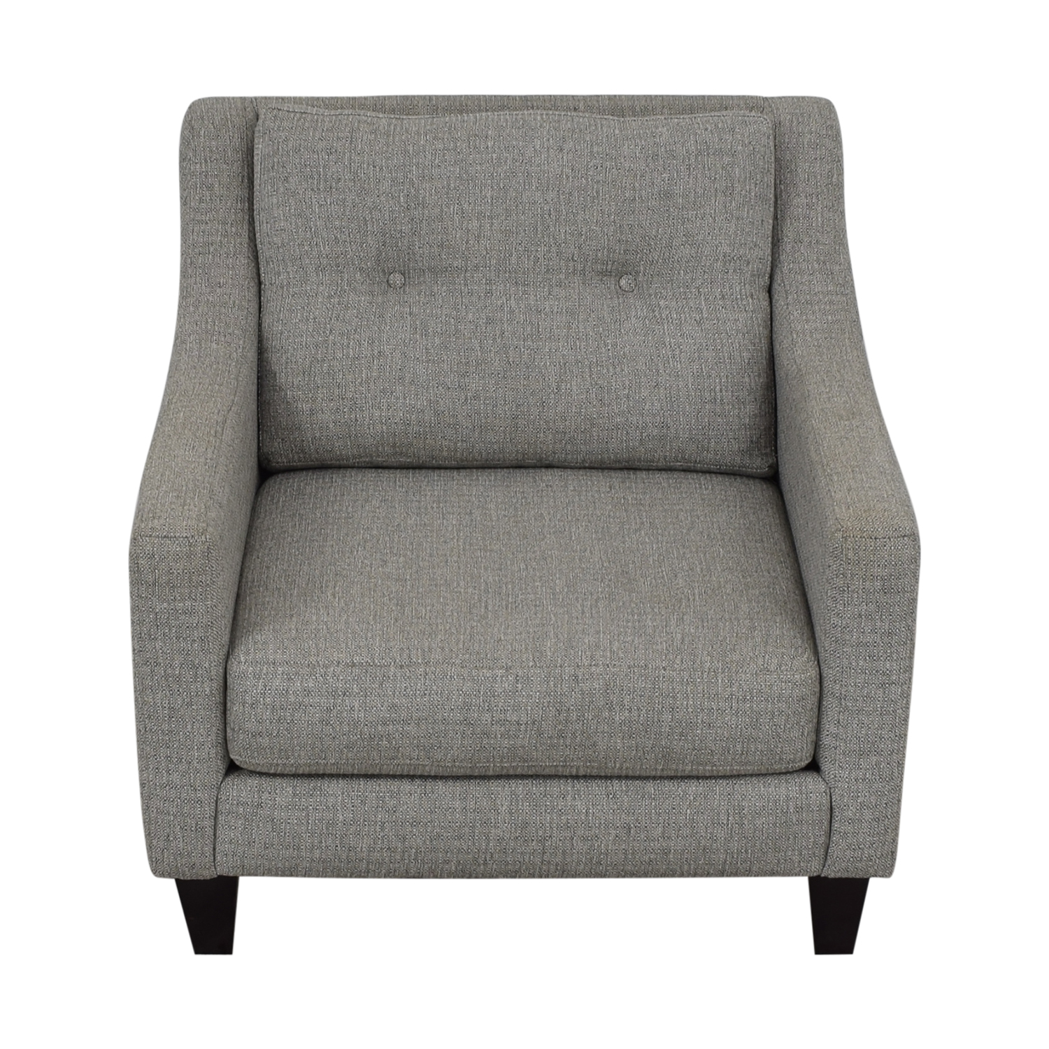 Raymour & Flanigan Raymour & Flanigan Accent Chair dimensions