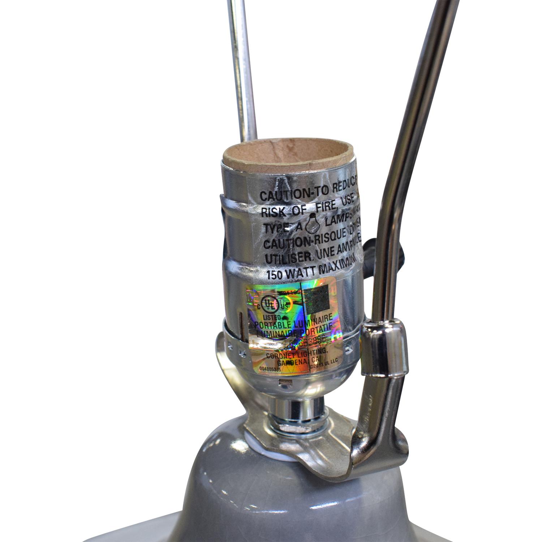 Crate & Barrel Crate & Barrel Spectrum Large Table Lamp price