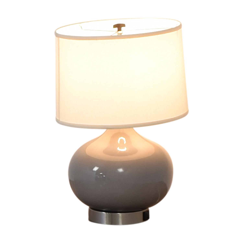 Crate & Barrel Crate & Barrel Spectrum Large Table Lamp nyc