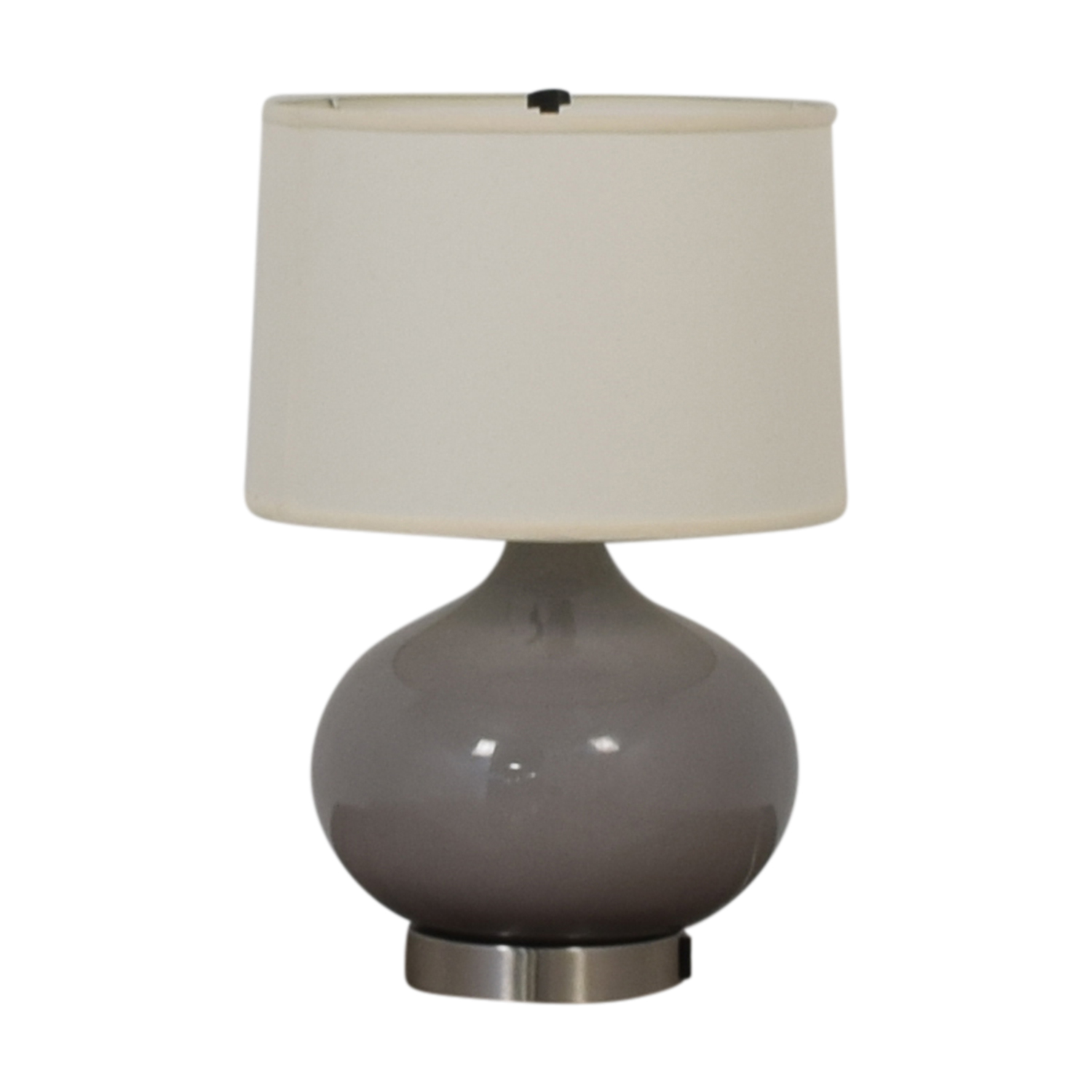 Crate & Barrel Spectrum Large Table Lamp sale