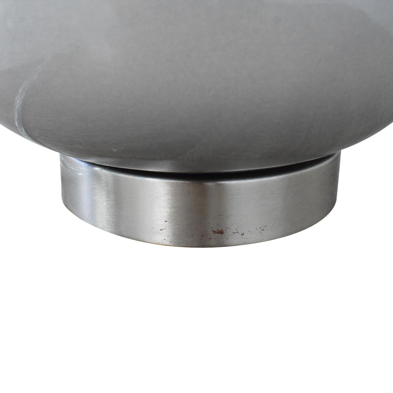 buy Crate & Barrel Spectrum Large Table Lamp Crate & Barrel