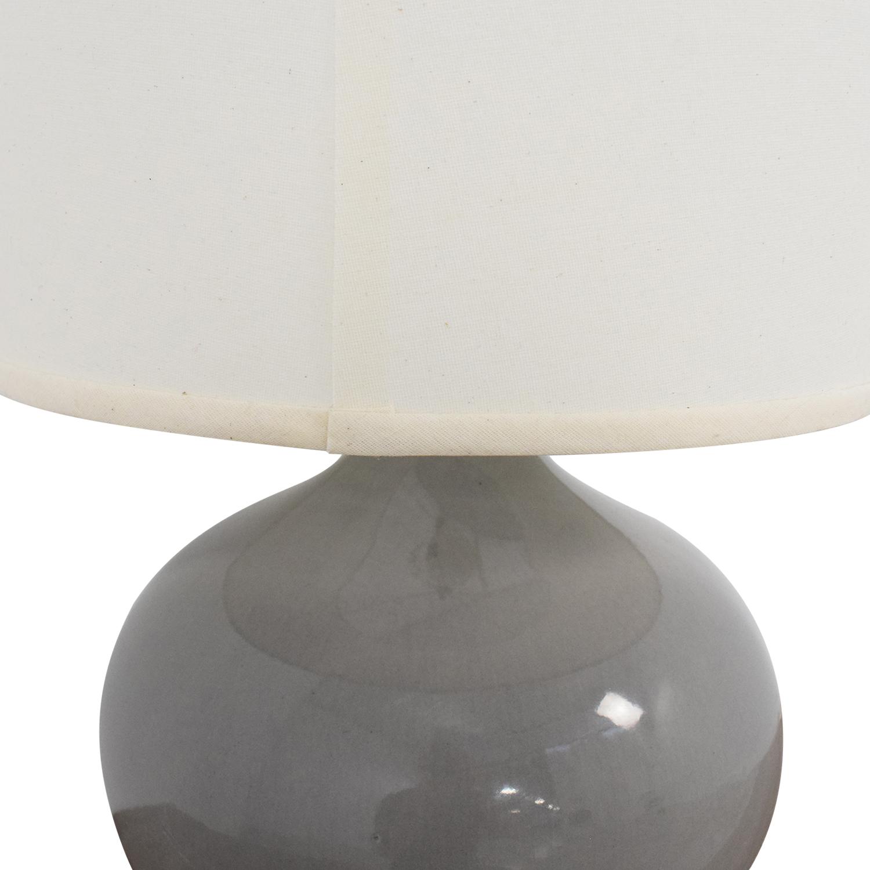 Crate & Barrel Crate & Barrel Spectrum Large Table Lamp discount