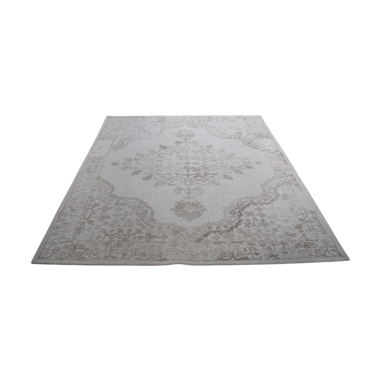 Pottery Barn Kenley Wool 8X10 Rug Pottery Barn