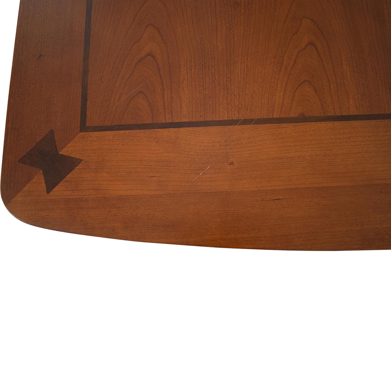 buy Vaughan-Bassett Vaughan-Bassett Shaker Style Trestle Table online