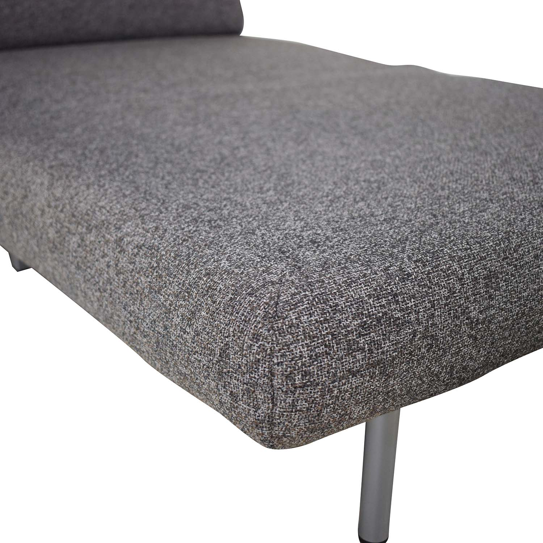 Pleasant 66 Off Abc Carpet Home Abc Carpet Home Fresno Convertible Lounger Chair Chairs Forskolin Free Trial Chair Design Images Forskolin Free Trialorg