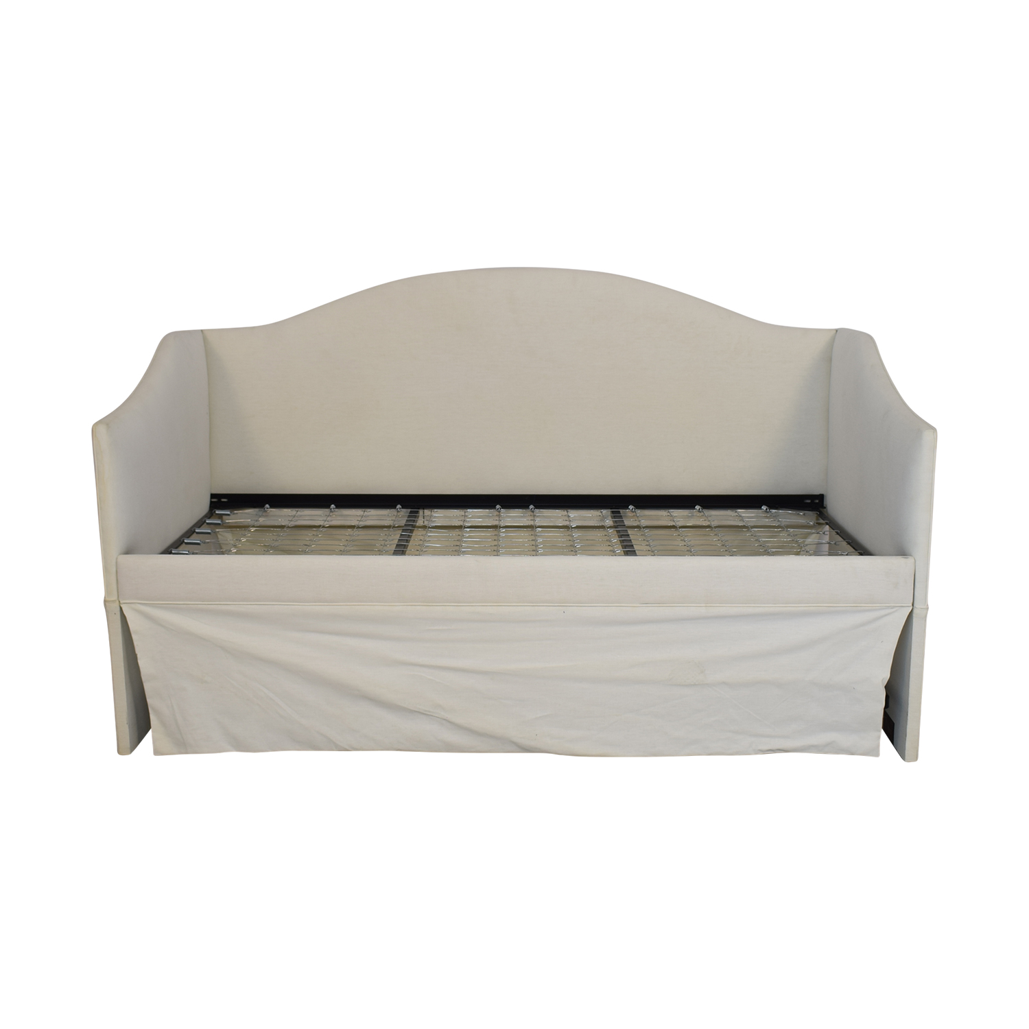 Ballard Designs Ballard Designs Larkin Upholstered Daybed with Trundle nyc