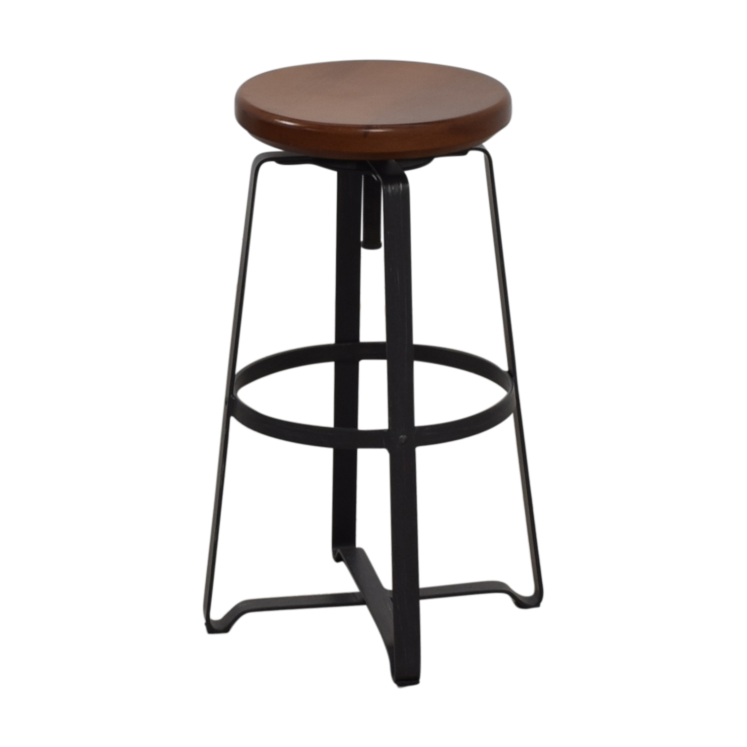 West Elm West Elm Adjustable Industrial Stool Chairs
