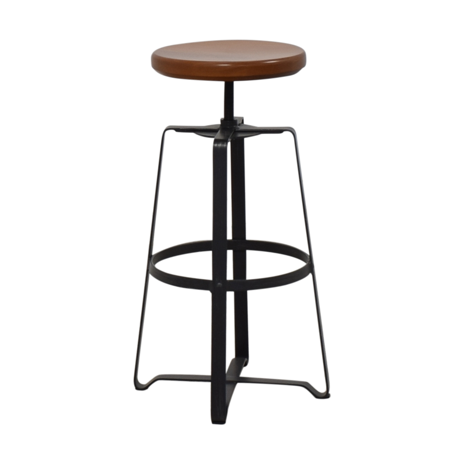 West Elm West Elm Adjustable Industrial Stool nj