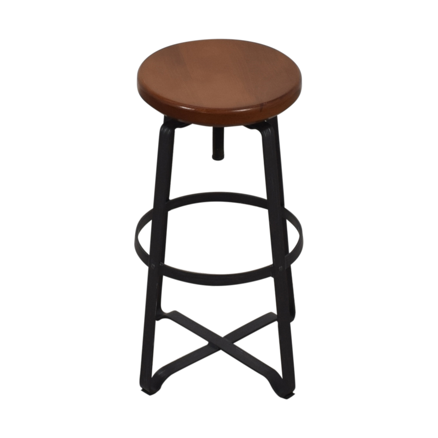 buy West Elm Adjustable Industrial Stool West Elm Stools