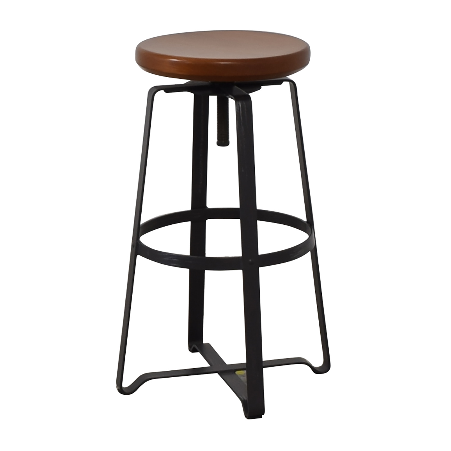 West Elm Adjustable Industrial Stool / Chairs