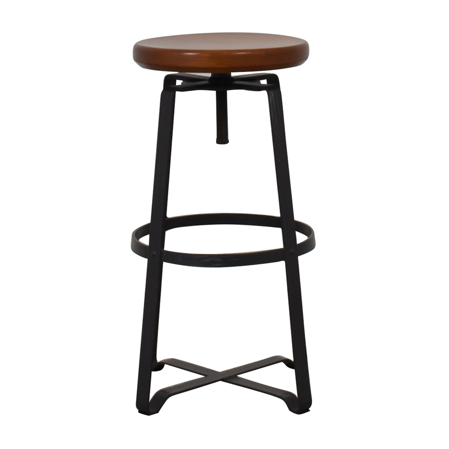 West Elm Adjustable Industrial Stool / Stools