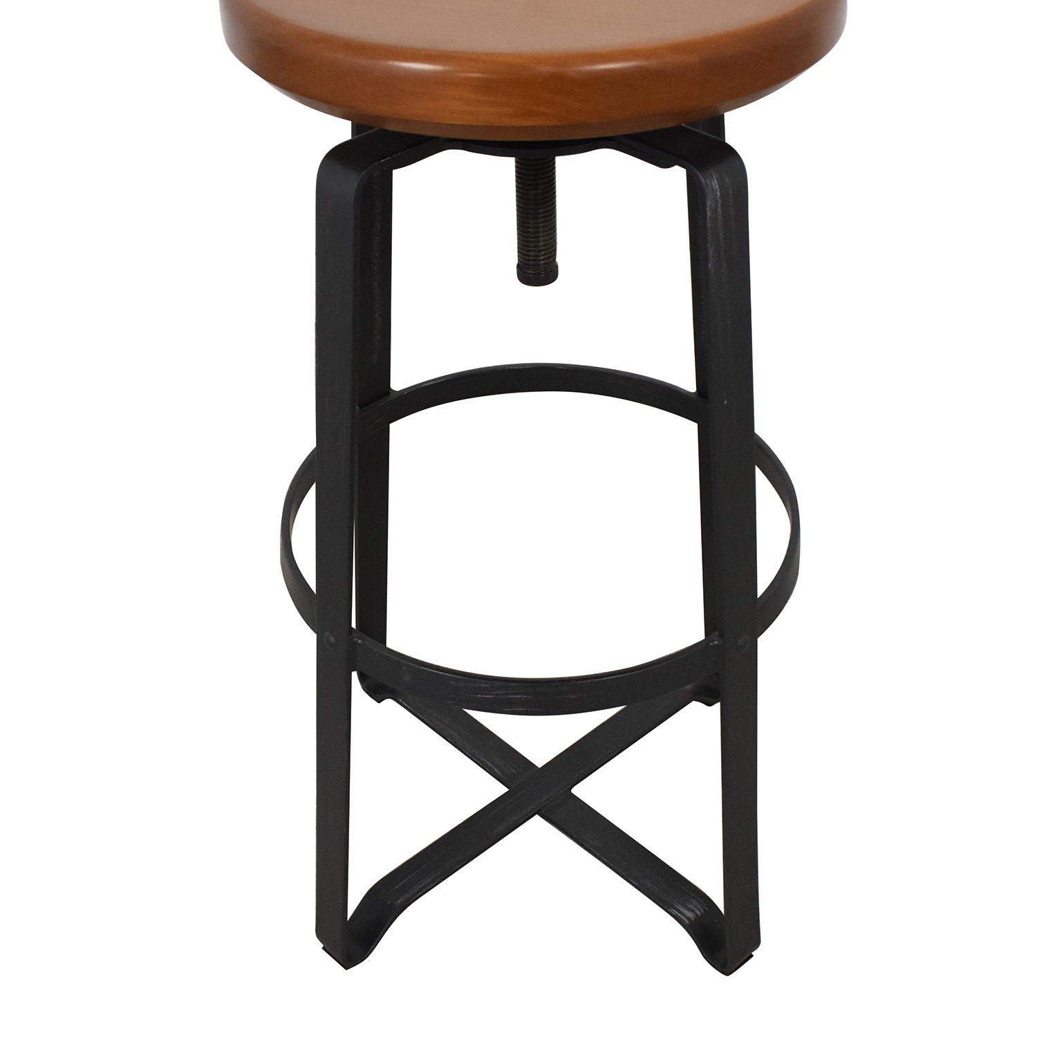 West Elm West Elm Adjustable Industrial Stool Stools