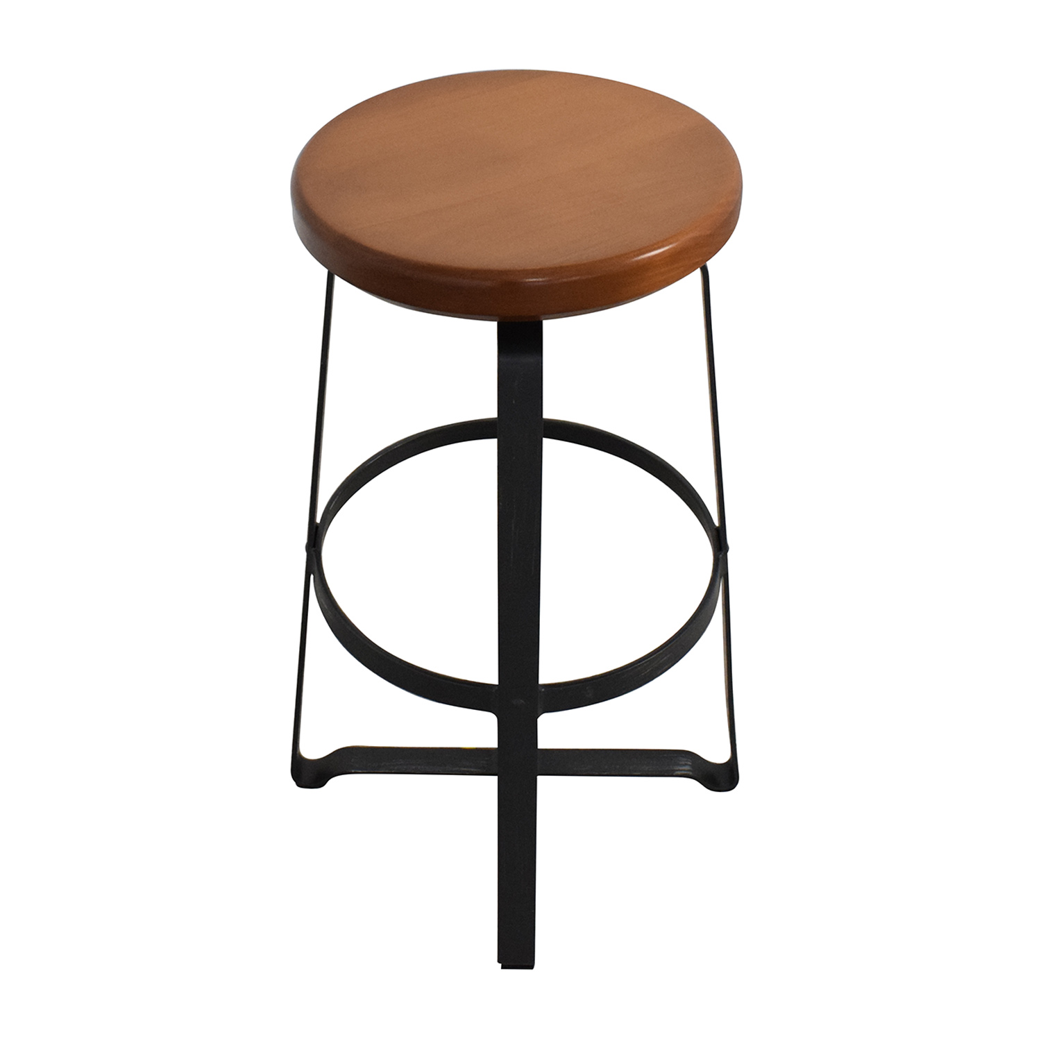 shop West Elm West Elm Adjustable Industrial Stool online