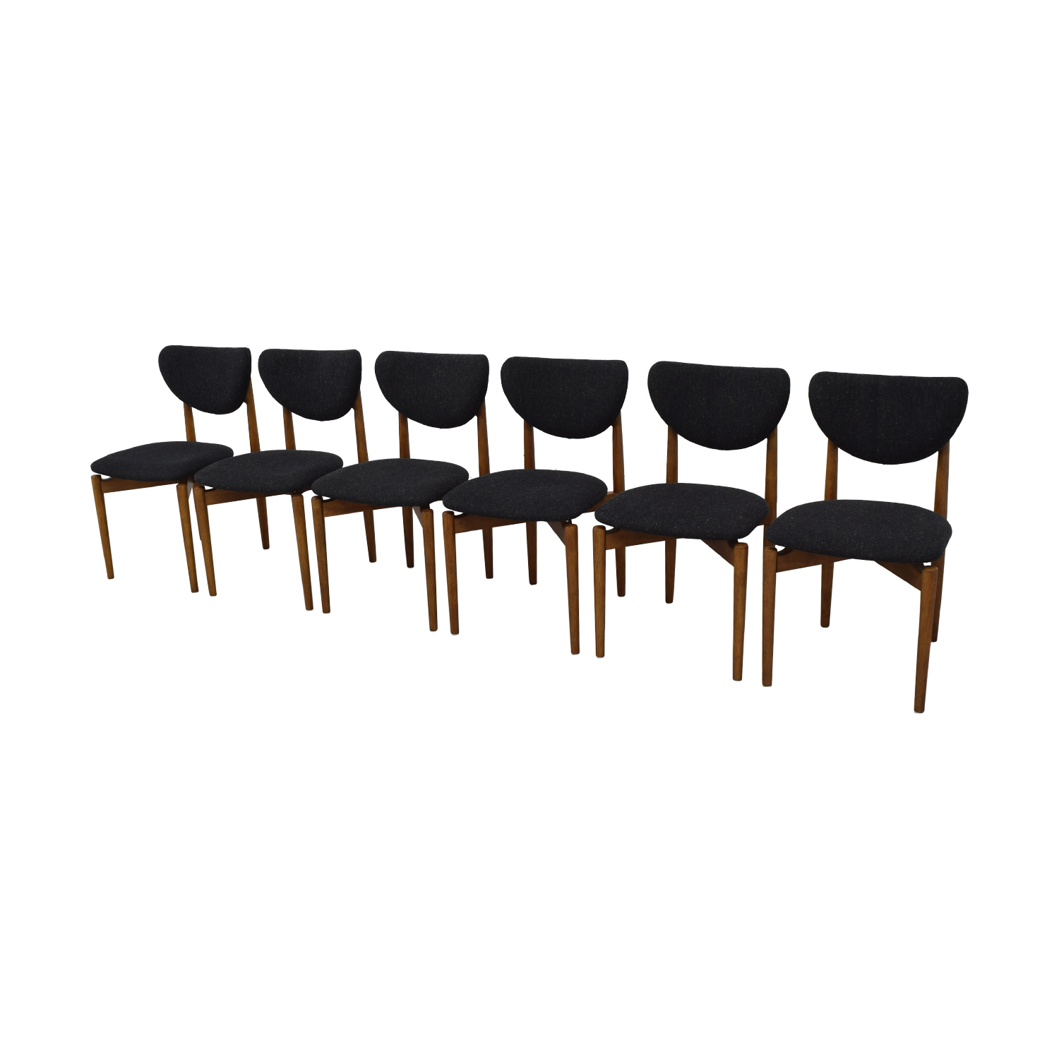 West Elm West Elm Dane Side Chairs for sale