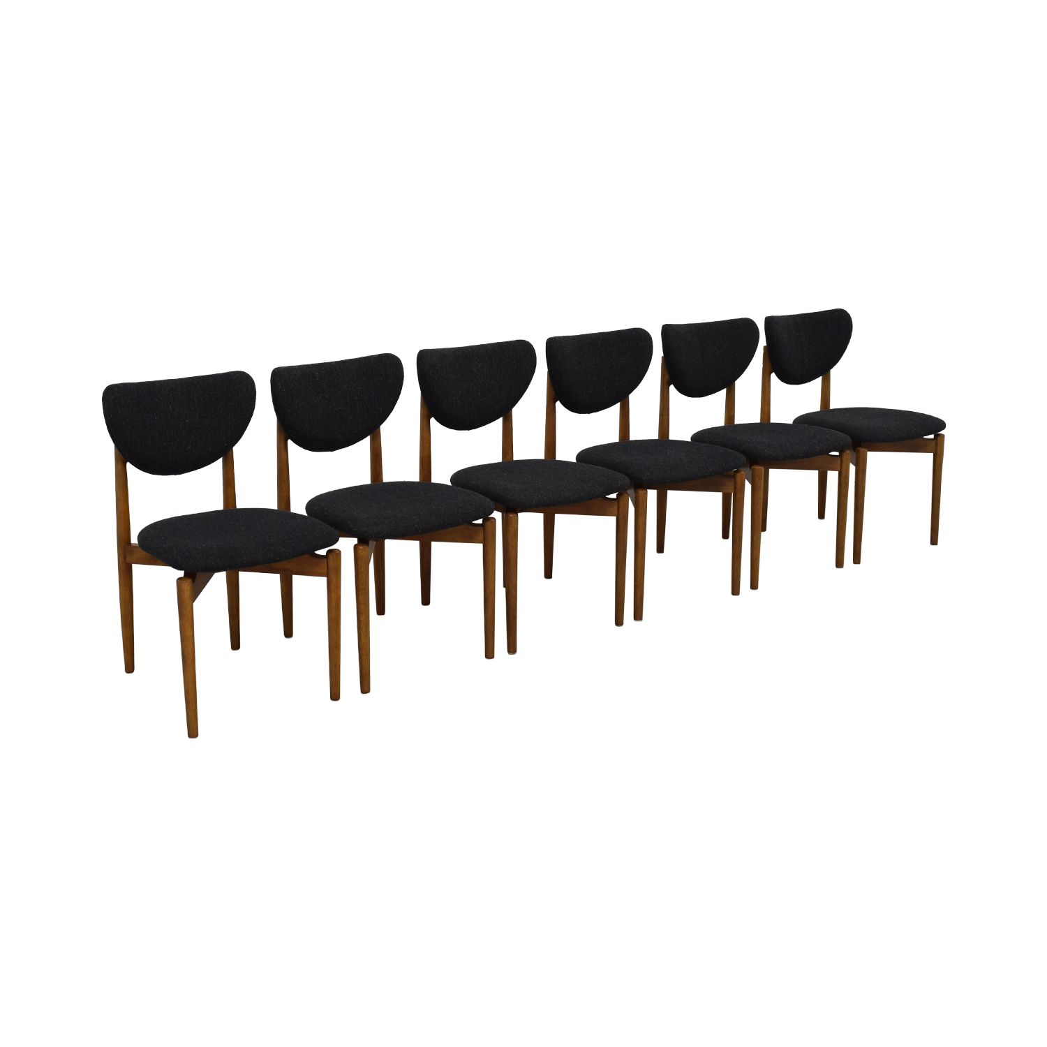 shop West Elm Dane Side Chairs West Elm Dining Chairs