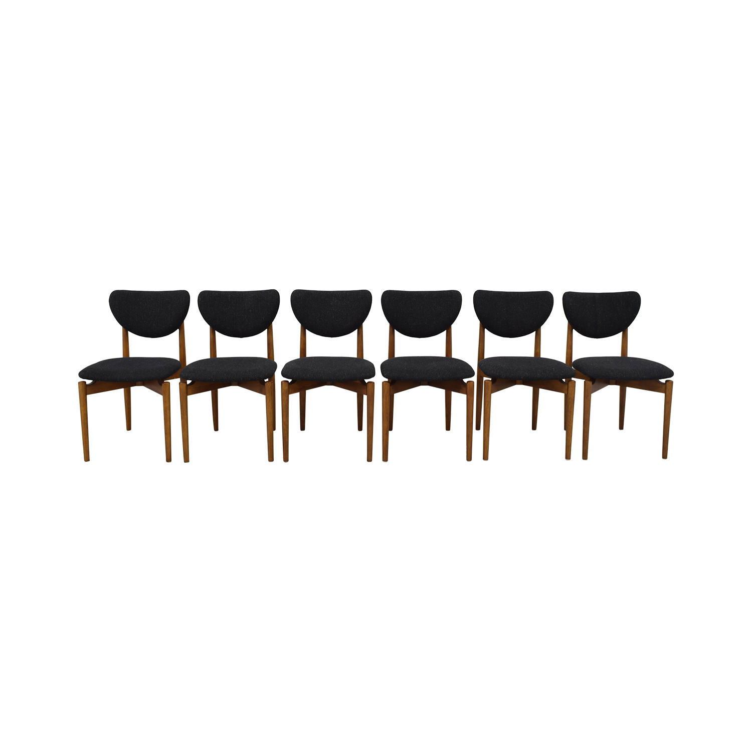 West Elm Dane Side Chairs sale