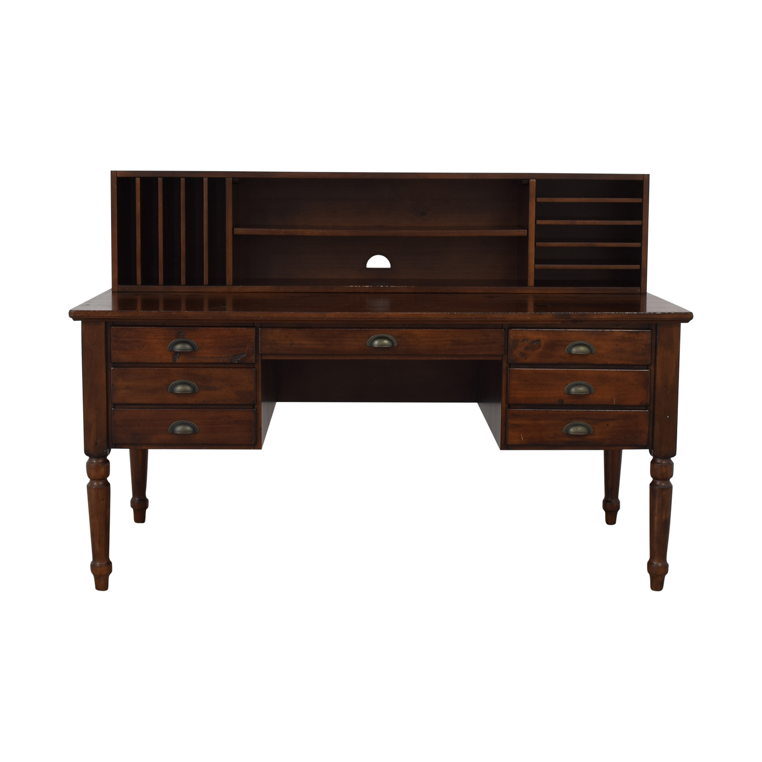shop Pottery Barn Pottery Barn Desk with Hutch online