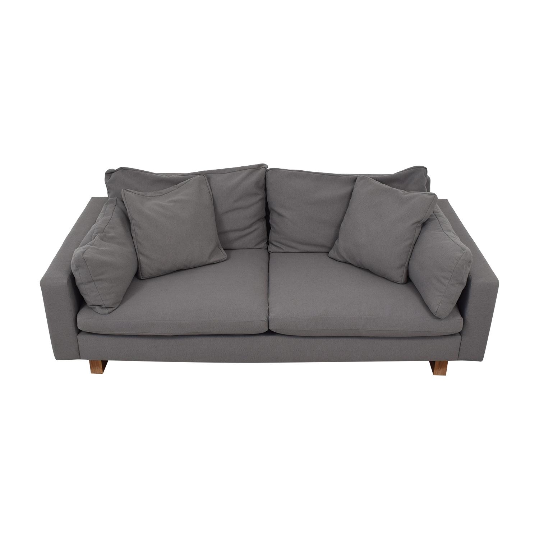 West Elm West Elm Down-Filled Deep Sofa coupon