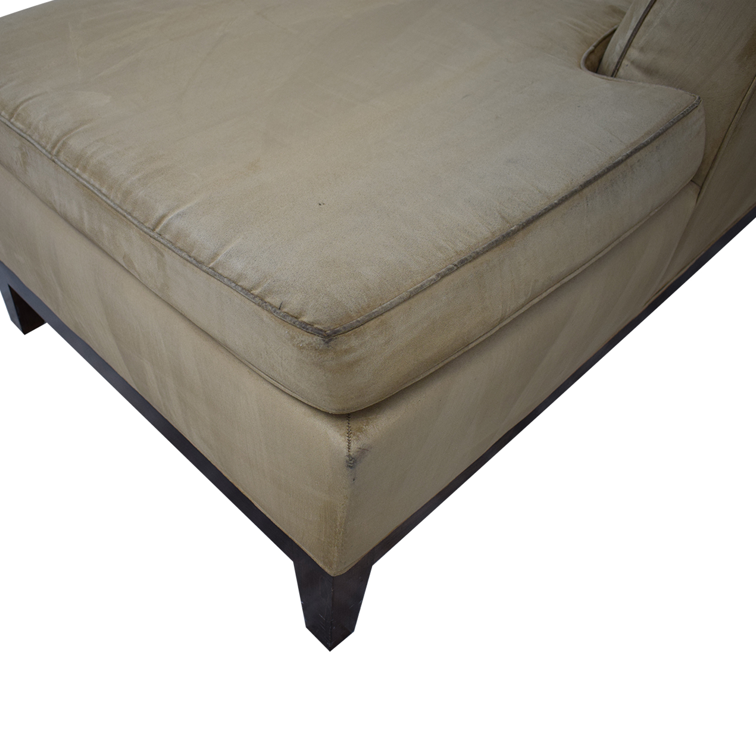 buy Two Piece Chaise Sectional
