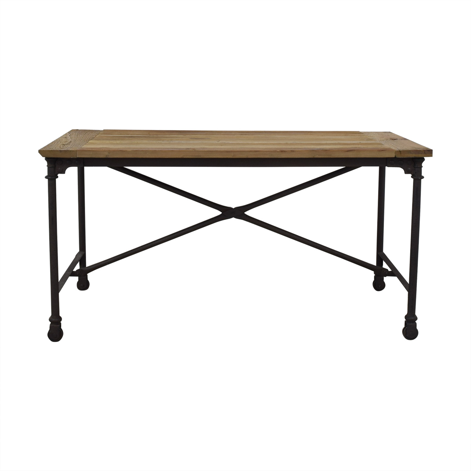 Restoration Hardware Restoration Hardware Flatiron Desk on sale