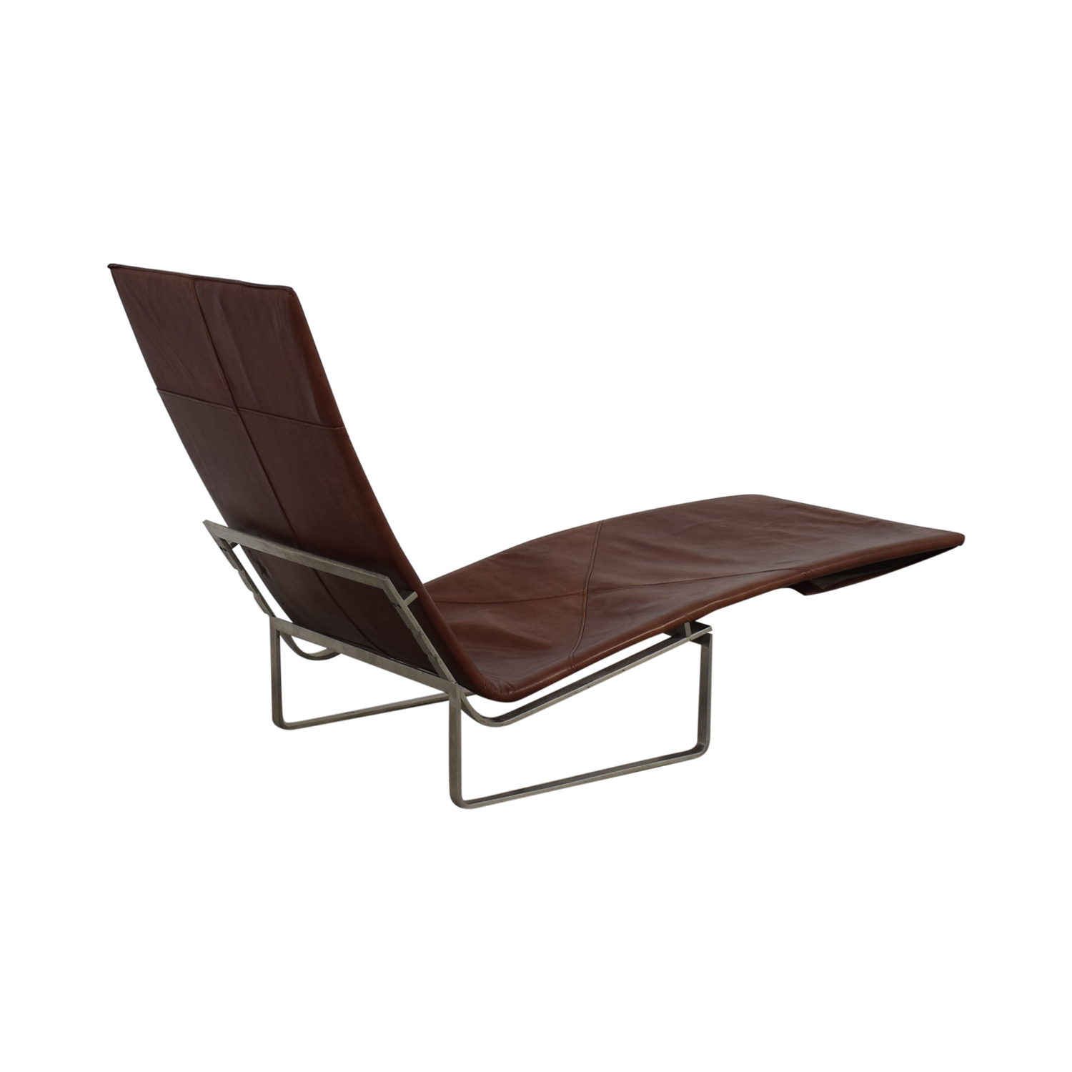 Kardiel Kardiel PK24 Lounge Chair Brown/Bronze