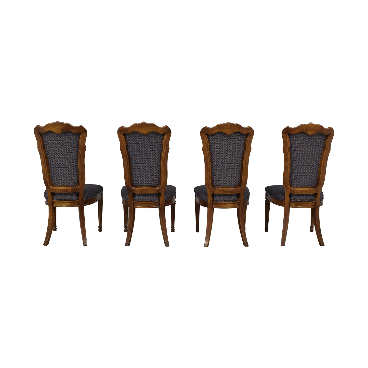 shop  Printed Upholstered Dining Chairs online