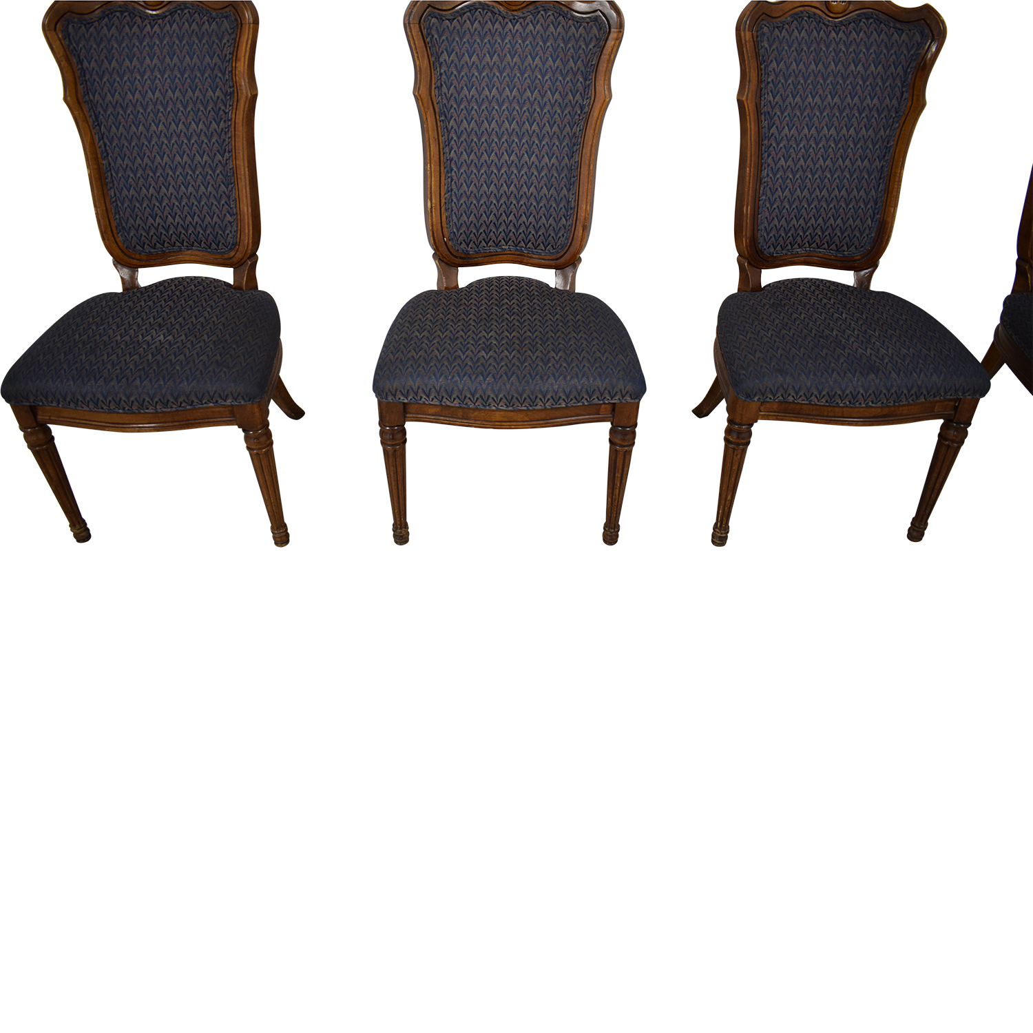 shop Printed Upholstered Dining Chairs  Dining Sets