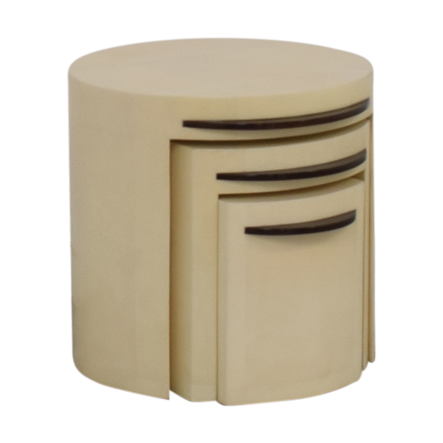buy Lorin Marsh Lorin Marsh Lacquered Nesting Tables online