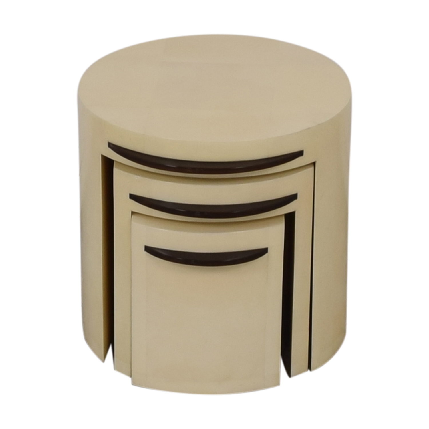 buy Lorin Marsh Lacquered Nesting Tables Lorin Marsh Tables