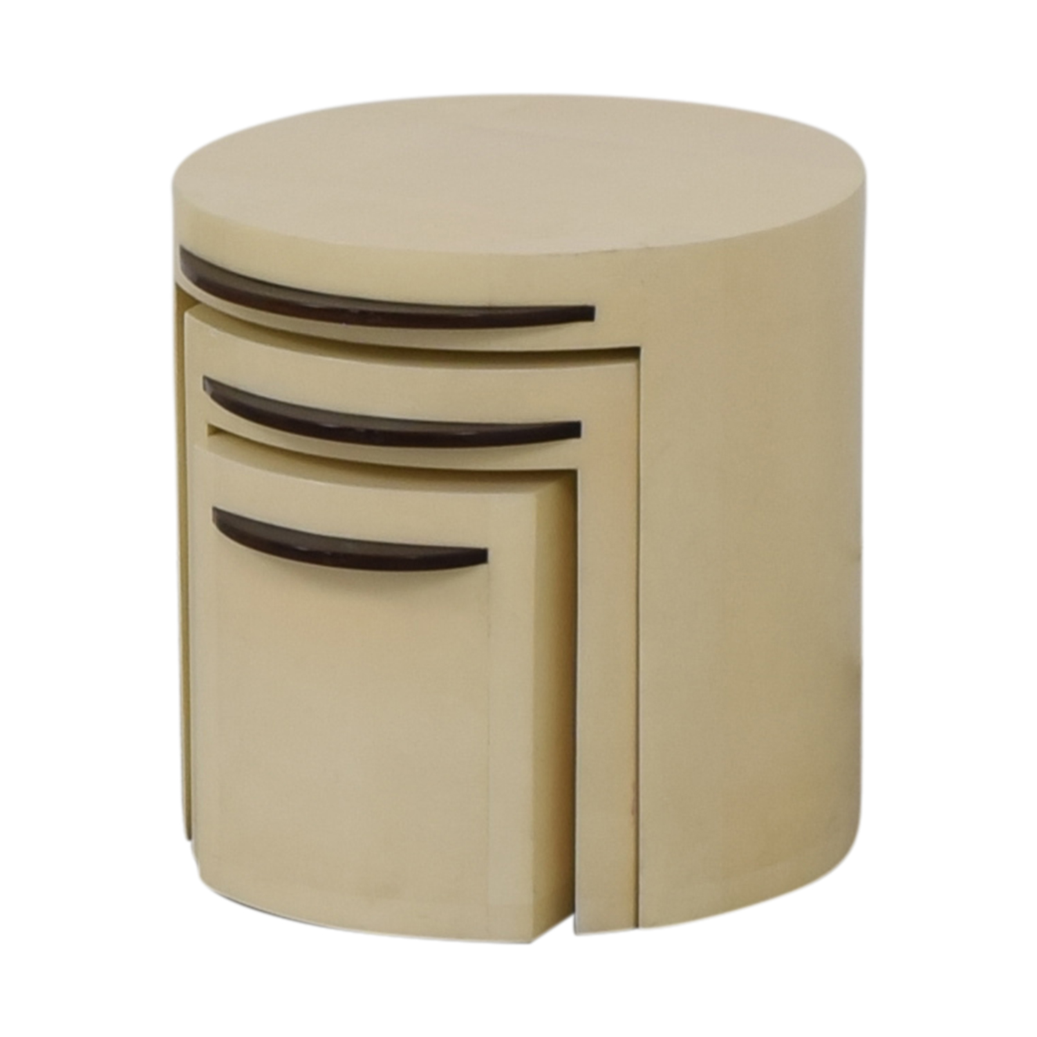 Lorin Marsh Lacquered Nesting Tables Lorin Marsh